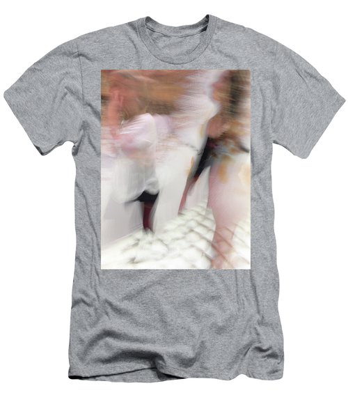 Men's T-Shirt (Athletic Fit) featuring the photograph Passage Of Angels by Alex Lapidus