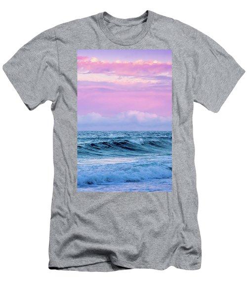 Pastel Summer  Men's T-Shirt (Athletic Fit)