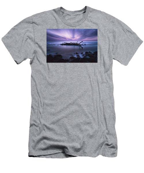 Pastel Tranquility Men's T-Shirt (Athletic Fit)
