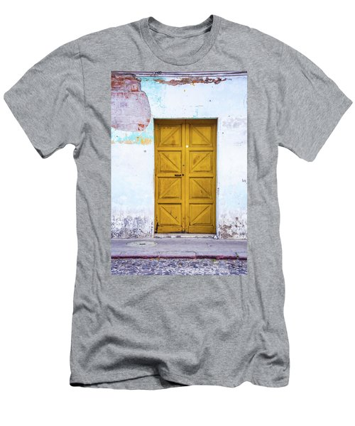 Men's T-Shirt (Athletic Fit) featuring the photograph Patina by Melissa Lane
