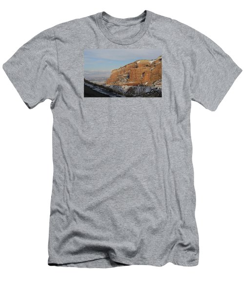 Peak-a-boo Canyon Men's T-Shirt (Athletic Fit)