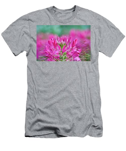 Pink Queen Men's T-Shirt (Athletic Fit)