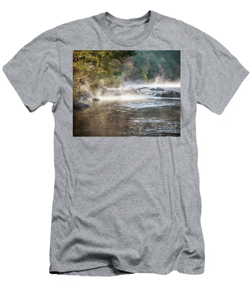 Pipeline Pool  Men's T-Shirt (Athletic Fit)