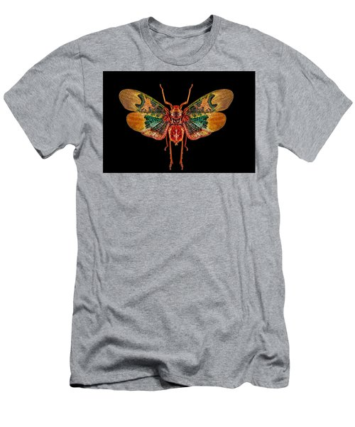Planthopper Lanternfly Men's T-Shirt (Athletic Fit)