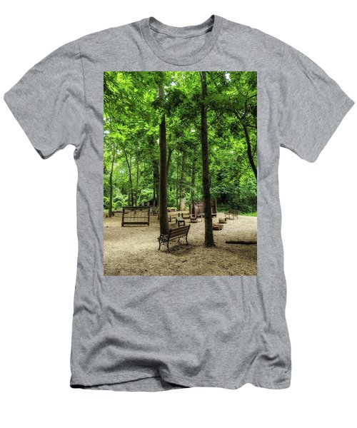 Play In The Shade Men's T-Shirt (Athletic Fit)