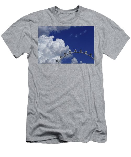 Men's T-Shirt (Athletic Fit) featuring the photograph Pod Cluster 3 by Skip Hunt