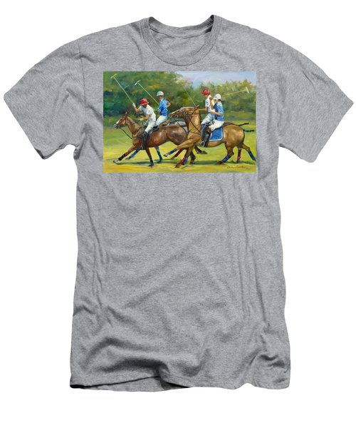 Polo Foursome Men's T-Shirt (Athletic Fit)
