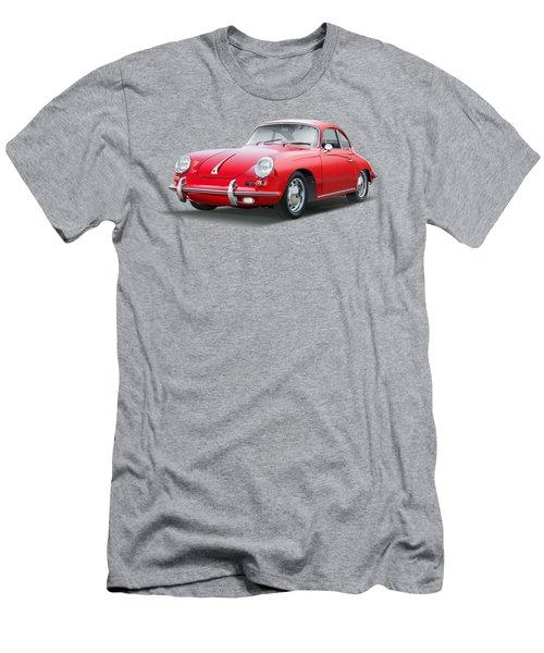 Porsche 356 No Background Men's T-Shirt (Athletic Fit)