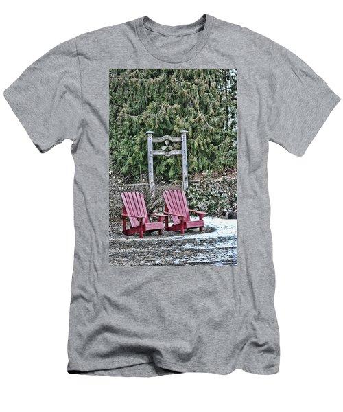 Prop Chairs Men's T-Shirt (Athletic Fit)