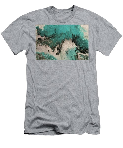 Psalm 59 17. I Will Sing Praises Men's T-Shirt (Athletic Fit)