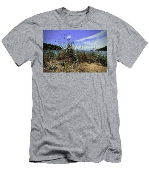 Puget Sound Deception Pass Men's T-Shirt (Athletic Fit)