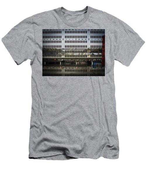 Punch Card Men's T-Shirt (Athletic Fit)