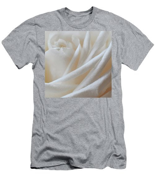 Men's T-Shirt (Athletic Fit) featuring the photograph Purity by Michelle Wermuth
