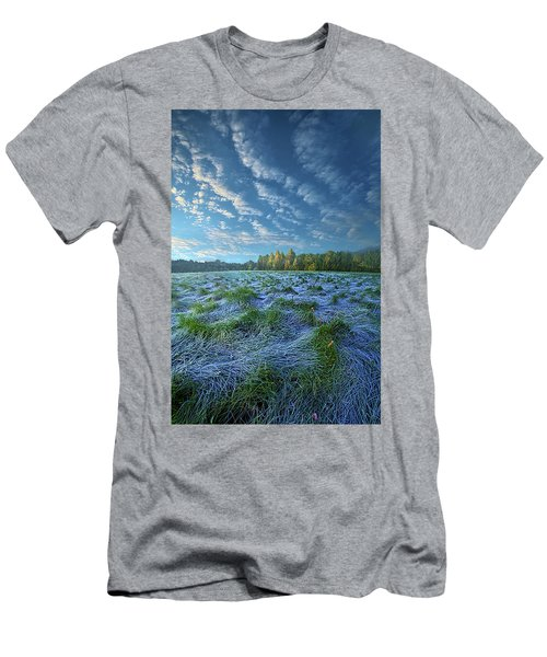 Men's T-Shirt (Athletic Fit) featuring the photograph Quiet Grace by Phil Koch