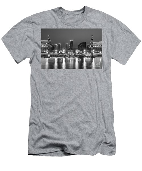 Qujingde Garden Men's T-Shirt (Athletic Fit)