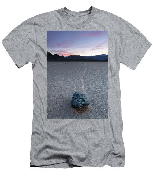 Racetrack Playa Men's T-Shirt (Athletic Fit)