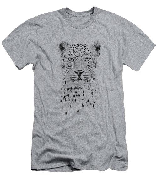 Raining Again Men's T-Shirt (Athletic Fit)