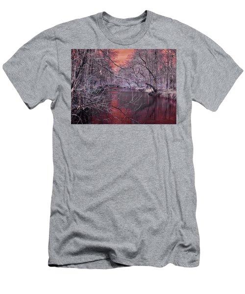 Red Creek Men's T-Shirt (Athletic Fit)