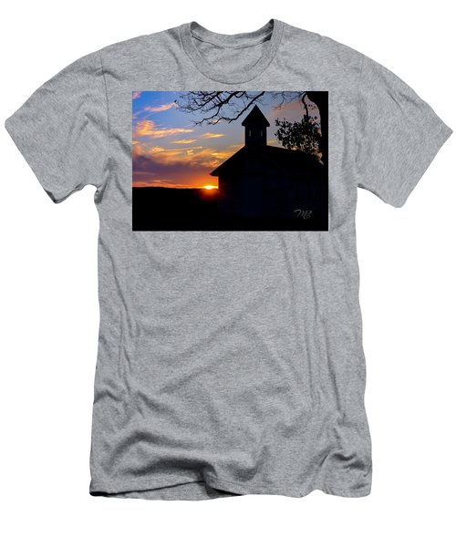 Reflections Of God Men's T-Shirt (Athletic Fit)
