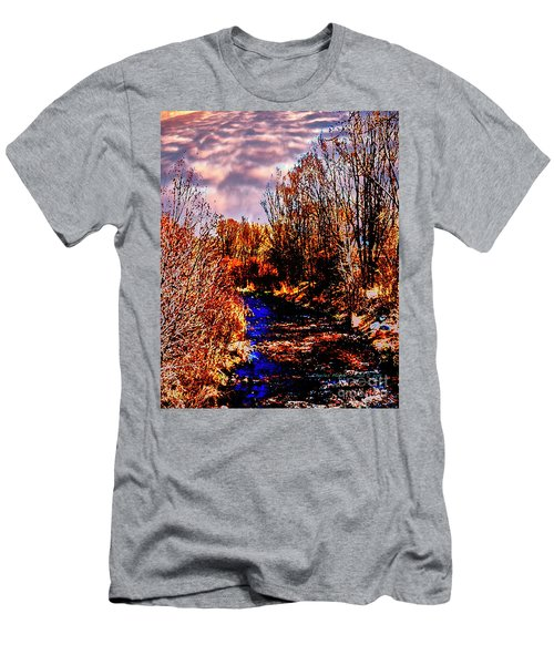 Rio Taos Bosque V Men's T-Shirt (Athletic Fit)