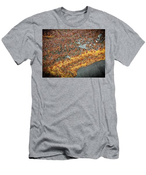 River Of Rust Men's T-Shirt (Athletic Fit)
