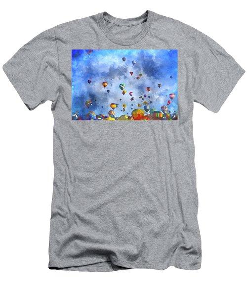 Rough Air Men's T-Shirt (Athletic Fit)