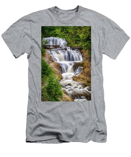 Sable Falls Men's T-Shirt (Athletic Fit)