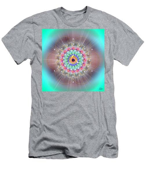 Sacred Geometry 769 Men's T-Shirt (Athletic Fit)