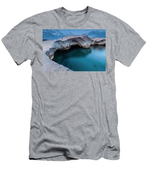 Sarakiniko Men's T-Shirt (Athletic Fit)
