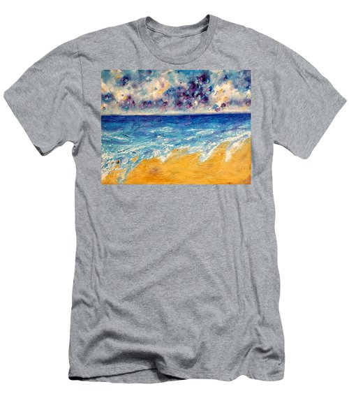 Searching For Rainbows Men's T-Shirt (Athletic Fit)