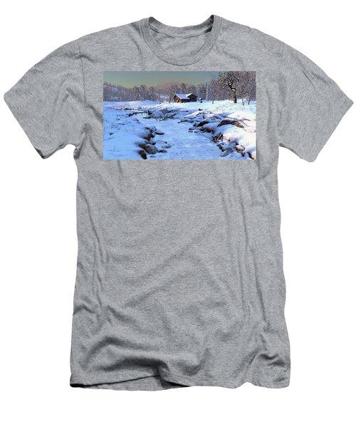 Season Of Repose Men's T-Shirt (Athletic Fit)
