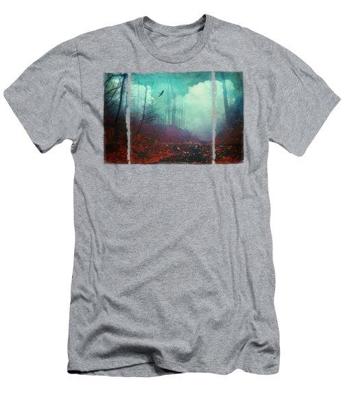 Secret Dreamland Men's T-Shirt (Athletic Fit)