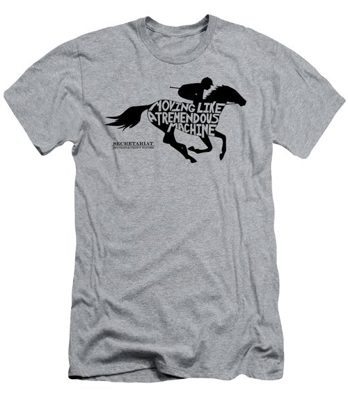 Secretariat Men's T-Shirt (Athletic Fit)