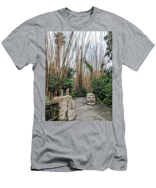 Serenity Path Men's T-Shirt (Athletic Fit)