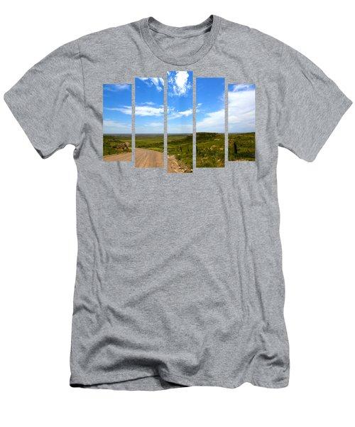 Set 33 Men's T-Shirt (Athletic Fit)