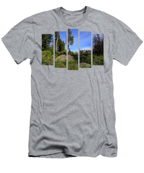 Set 51 Men's T-Shirt (Athletic Fit)