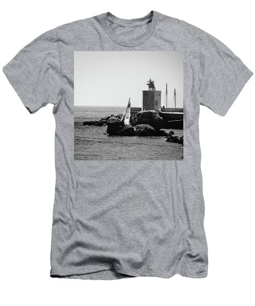 Setting Sail Men's T-Shirt (Athletic Fit)