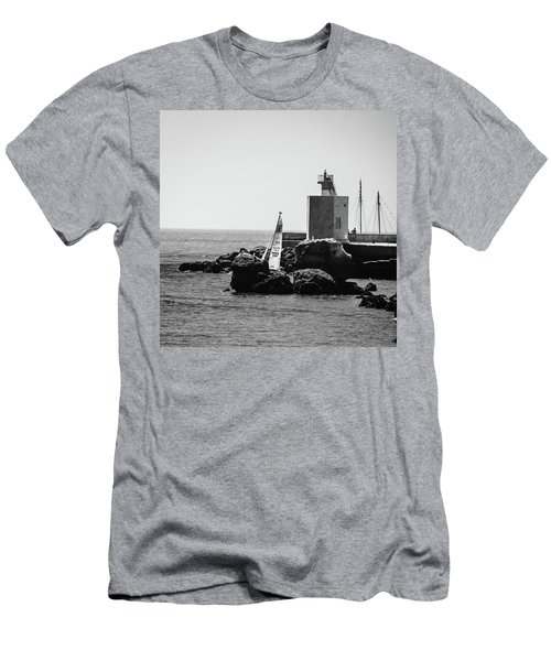 Setting Sail Men's T-Shirt (Athletic Fit)
