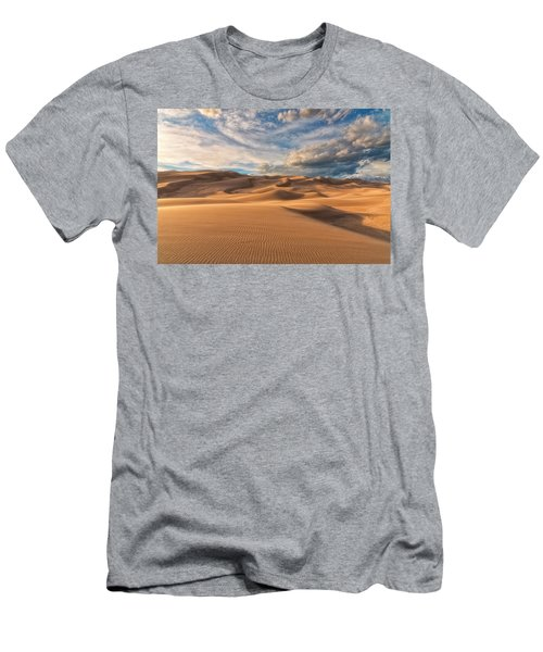 Shadowed Men's T-Shirt (Athletic Fit)