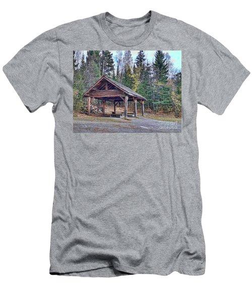 Shelter Men's T-Shirt (Athletic Fit)