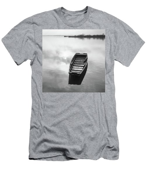 Men's T-Shirt (Athletic Fit) featuring the photograph Shine On You Crazy Diamond by Davor Zerjav