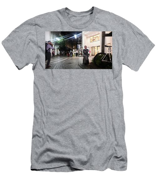 Shinjuku Man Men's T-Shirt (Athletic Fit)