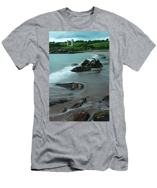 Shore Castle Men's T-Shirt (Athletic Fit)