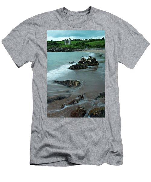 Shore Castle Men's T-Shirt (Athletic Fit)