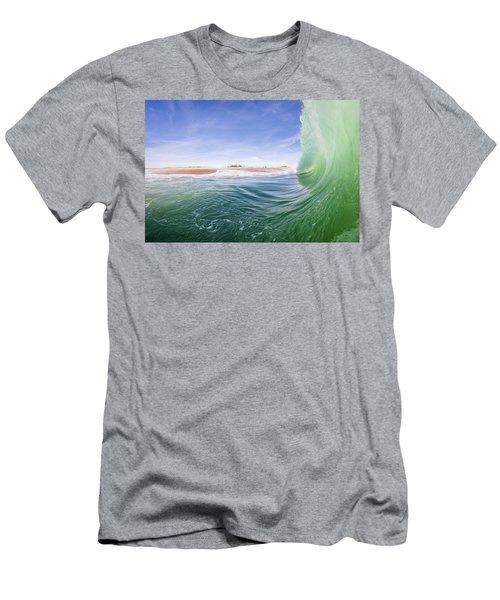 Shorebreak Men's T-Shirt (Athletic Fit)