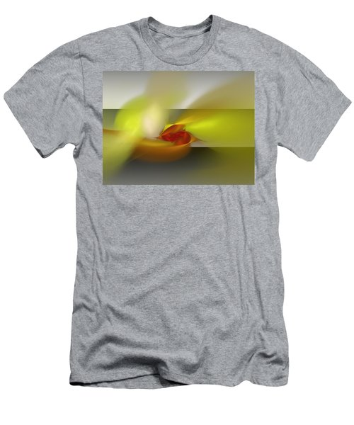 Signals Through The Flames Men's T-Shirt (Athletic Fit)