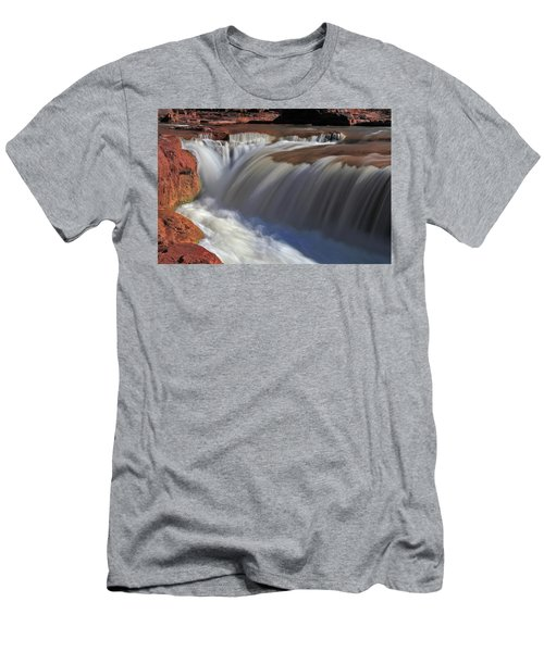 Silken Flow Men's T-Shirt (Athletic Fit)