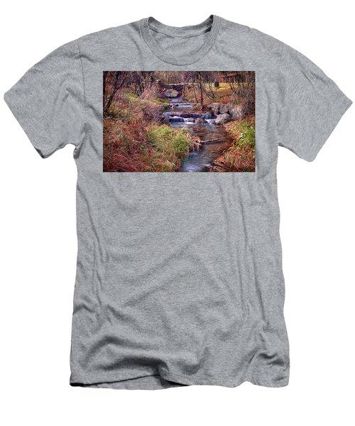 Sinoquippie Run Men's T-Shirt (Athletic Fit)