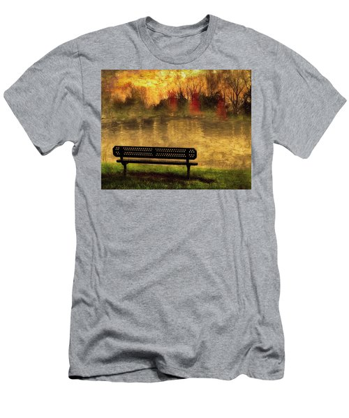 Sit And Admire Men's T-Shirt (Athletic Fit)