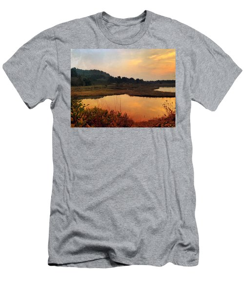 Sitka Sedge Sand Lake Eve Men's T-Shirt (Athletic Fit)